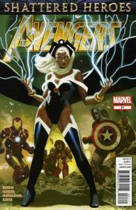 Avengers (Vol. 4) #21 VF/NM; Marvel | save on shipping - details inside