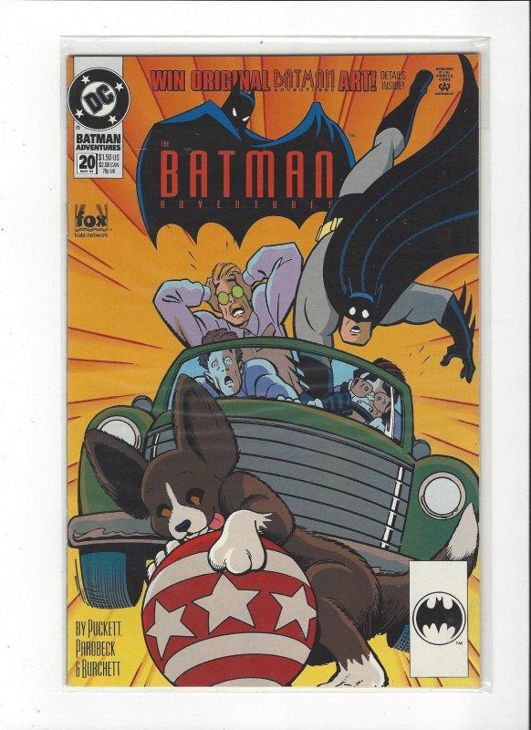 Batman Adventures #20 NM