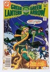 Green Lantern #106 (Jul 1978, DC) VF/NM 9.0 Black Canary, Airwave & Sonar app