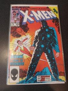 The Uncanny X-Men #203 (1986)