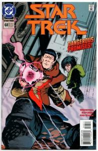 Star Trek #68 (DC, 1995) VF/NM