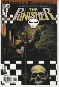 The Punisher #11 (2002)