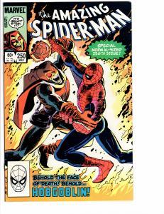 Amazing Spider-Man (1963) 250 VF/NM (9.0) Hobgoblin
