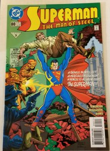Superman: The Man of Steel #80 (1998)
