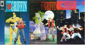 GRIFFIN (1988 SLG) 1-3  complete 1st series!