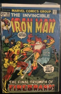 Iron Man #59 (1973)