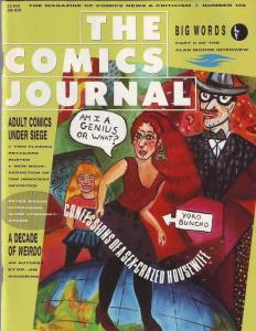 Comics Journal, The #139 VG; Fantagraphics   low grade comic - save on shipping