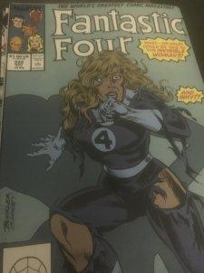 Marvel Fantastic Four #332 Mint