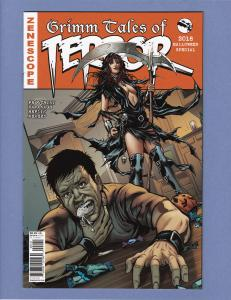 Grimm Tales of Terror Halloween Special 2018 NM- Variant Cover D