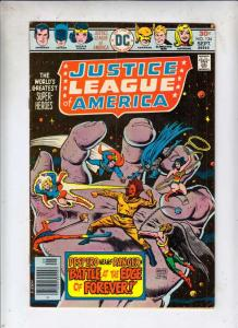 Justice League of America #134 (Sep-76) VF High-Grade Justice League of America