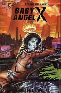 Baby Angel X #1A VF/NM; Brainstorm | save on shipping - details inside