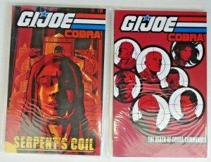 GI Joe Cobra TP (2009-2011, IDW, of 4) 3-4