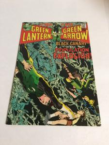 Green Lantern 81 Fn/Vf Fine/Very Fine 7.0