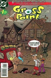 GROSS POINT #1, NM, Mark Waid, Augustyn, DC, 1997 more in store