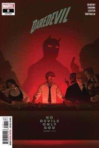 Daredevil (2019 series) #8, NM + (Stock photo)
