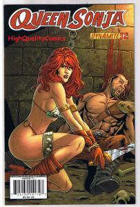 QUEEN RED SONJA #12, VF+ She-Devil, Carlos Rafael, 2009, more in store