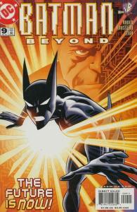 Batman Beyond #9 VF/NM; DC | save on shipping - details inside