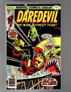 DAREDEVIL 137 VERY GOOD-FINE  Sept. 1976