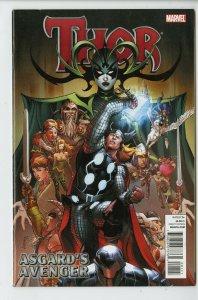 Thor: Asgard's Avenger #1 (2011)