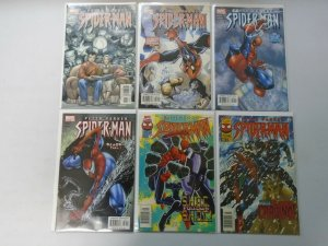 Peter Parker Spider-Man Comic Lot #50-95 + Annual 18 Diff Avg 8.0 VF (2003)