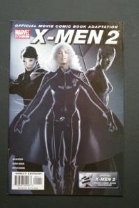X-Men 2 Official Movie Adaptation 2003