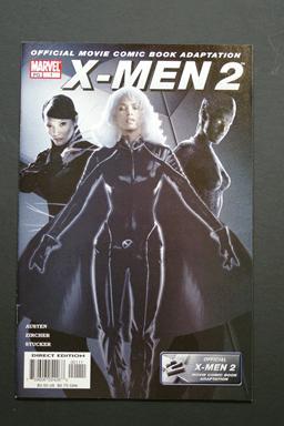 X-Men 2 Official Movie Adaptation 2003