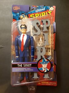 The Spirit Figure Millennium Series 2001 - Will Eisner - Bio Blast - Sealed MOC