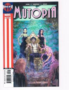 Mutopia # 2 NM Marvel Comics Limited Series X-Men Magneto Cyclops Storm S93
