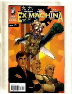 Lot of 12 Ex Machina Wildstorm Comic Books #1 2 3 4 5 6 7 8 9 10 11 12 CE3