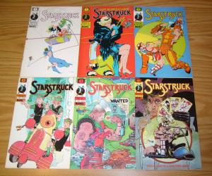 Starstruck #1-6 FN/VF complete series - epic comics - elaine lee - mike kaluta