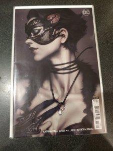 Catwoman #4 (vol. 5) COVER B STANLEY LAU ARTGERM JOELLE JONES KEY DC VF/NM HOT!