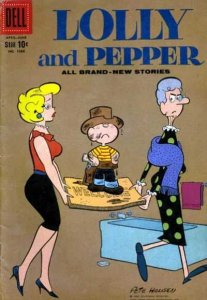 Lolly and Pepper #4, VG (Stock photo)