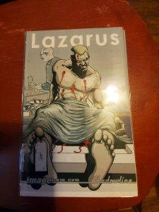 Lazarus #2 (2007)