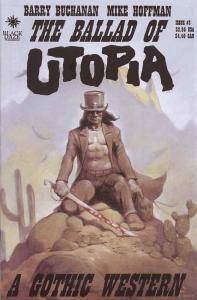 Ballad of Utopia, The (Black Daze) #3 VF/NM; Black Daze | save on shipping - det
