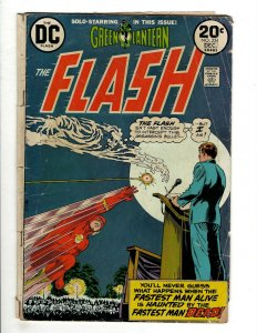 10 The Flash DC Comics 224 227 228 230 231 233 234 235 236 237 Barry Allan J461