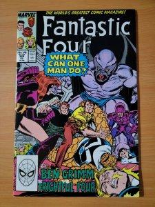 Fantastic Four #328 Direct Market Edition ~ NEAR MINT NM ~ 1989 MARVEL COMICS