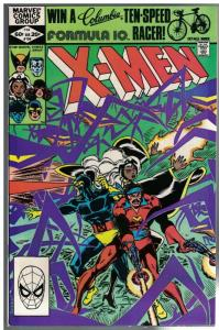 X MEN 154 VF  Feb. 1982