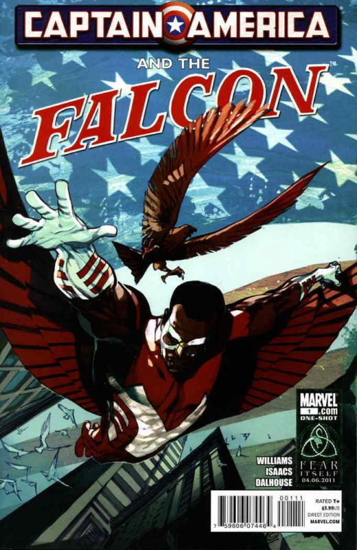 Captain America and Falcon (2nd Series) #1 VF/NM; Marvel | save on shipping - de