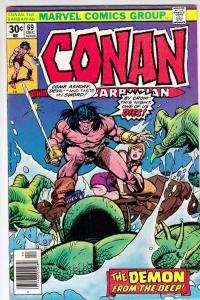 Conan the Barbarian #69 (Dec-76) VF/NM High-Grade Conan the Barbarian
