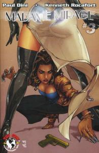 Madame Mirage #3 VF/NM; Image   save on shipping - details inside