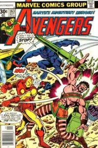 Avengers (1963 series) #163, Fine+ (Stock photo)