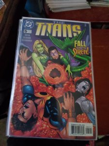 The Titans #5 (1999)