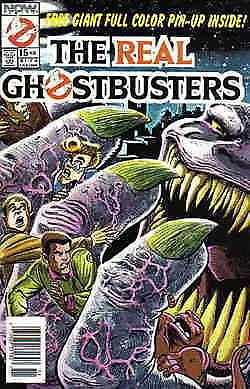 Real Ghostbusters, The (Vol. 1) #15 VF/NM; Now | save on shipping - details insi