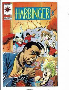 Lot Of 5 Harbinger Valiant Comic Books # 19 20 21 23 24 MK9