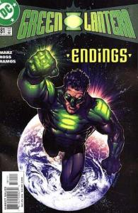 Green Lantern (1990 series) #181, NM (Stock photo)