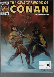 Savage Sword of Conan #162 (Marvel, 1989)