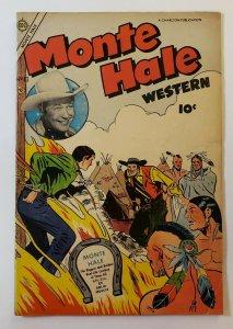Monte Hale Western #83 Charlton Comics 1955 Golden Age VG/FN