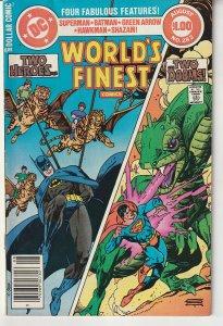 World's Finest Comics #282 (1982)