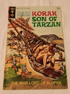 Korak, Son of Tarzan #34 (1970) EA2