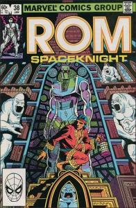 Marvel ROM #38 VF/NM